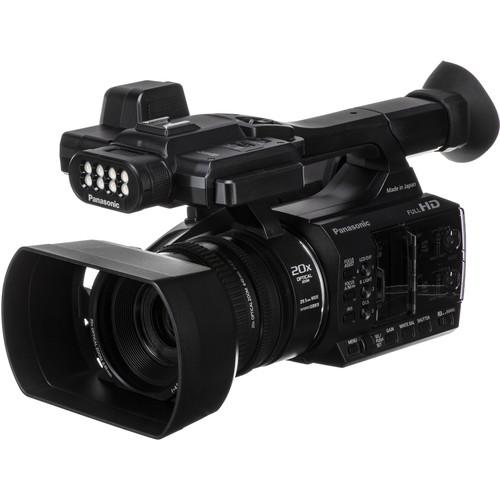 Cámara Panasonic AG-AC30