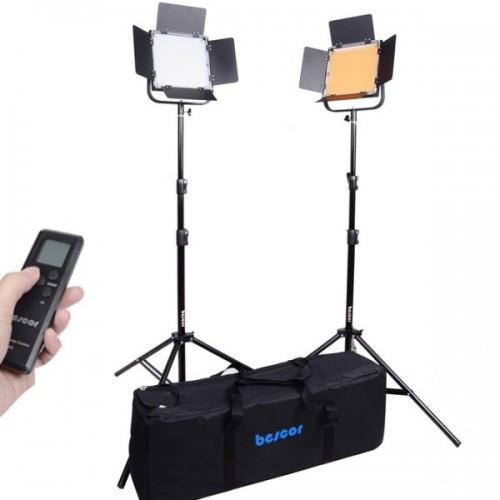 Kit 2-Light De Luces Led FP-900K De Bescor