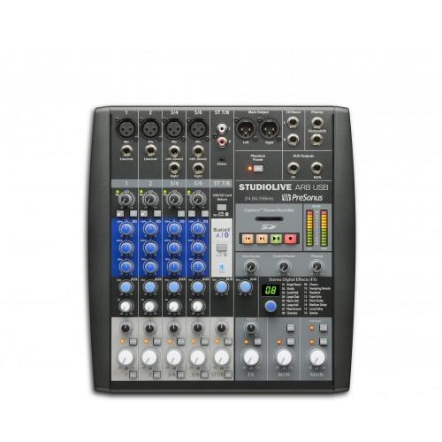 Mezcladora Studiolive AR8