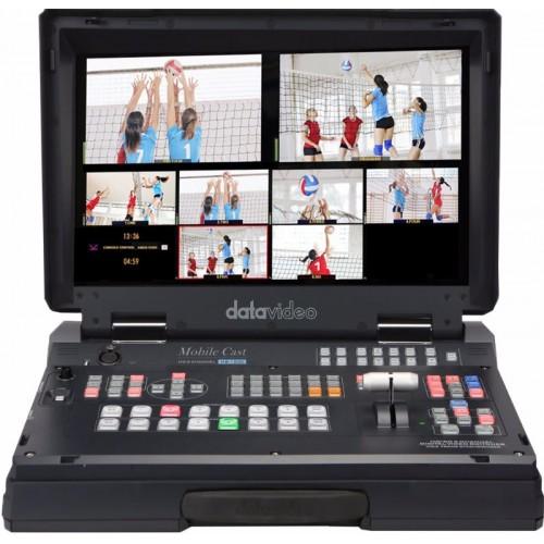 Switcher Video Portatil HS-1200