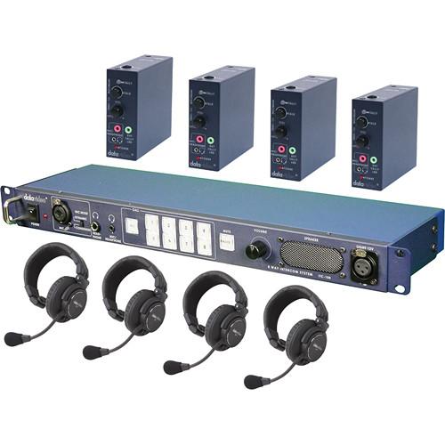 Kit de intercomunicador Datavideo