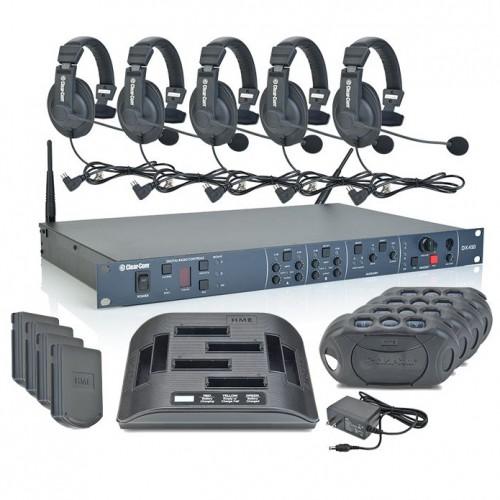 Intercom inalámbrico Clear Com DX410