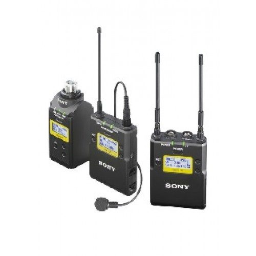 Micrófono Lavalier Sony UWP-D16