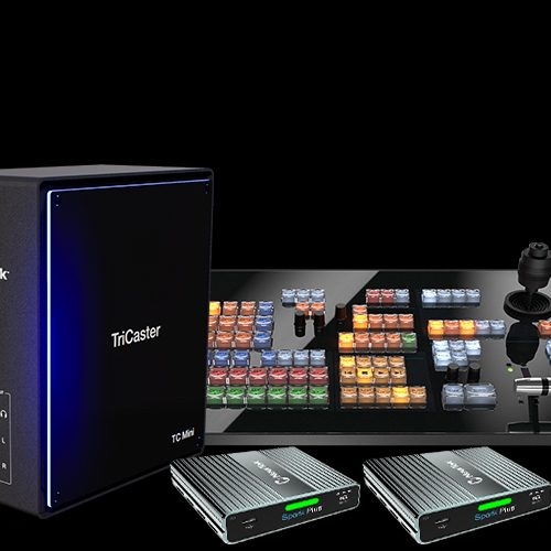 TriCaster TC Mini Deluxe Bundle
