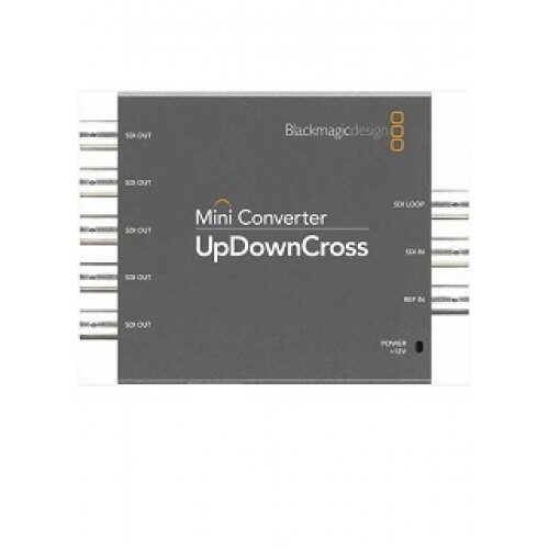Convertidor de Señal UpDownCross de Video