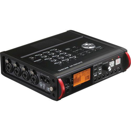 Grabador portátil de 8 canales