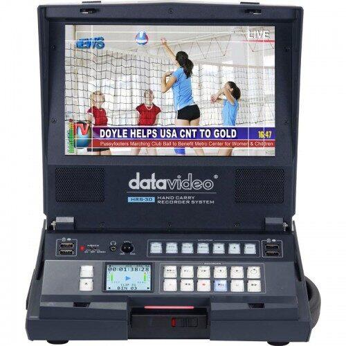 Grabador portátil HD / SD-SDI