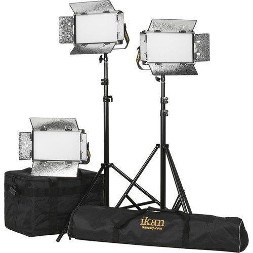 kit Led Light Entrevistas de Ikan