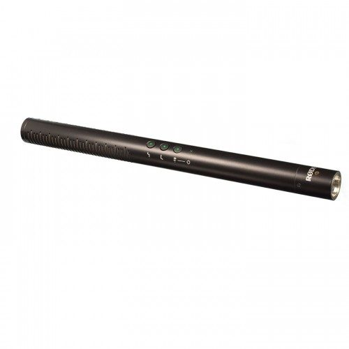 Micrófono Premium shotgun NTG-4