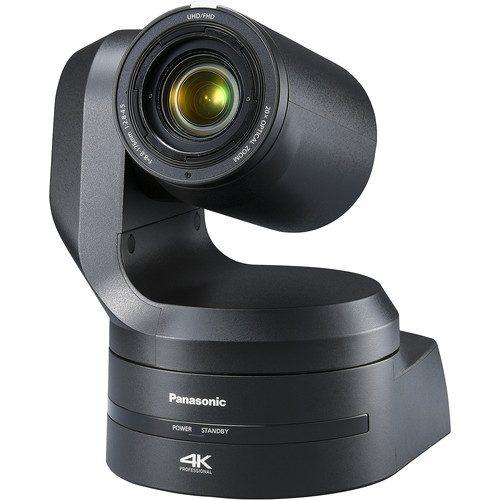 Cámara PTZ Panasonic AW-UE150K UHD 4K 20x (negra)