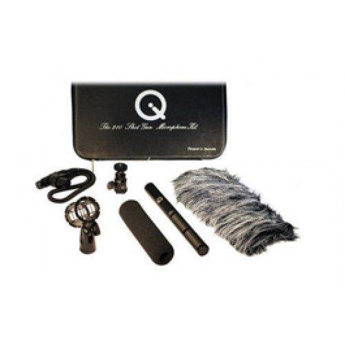 Kit de Micrófono Shotgun para cámaras compactas
