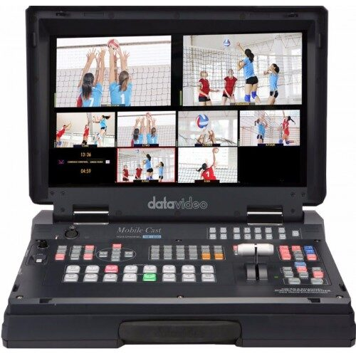 Switcher Video Portatil HS-1200