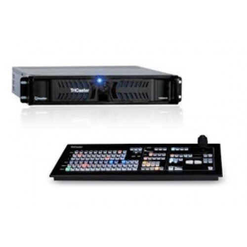 TriCaster ™ 410 Multi-Standard (incluye TriCaster 460 CS)